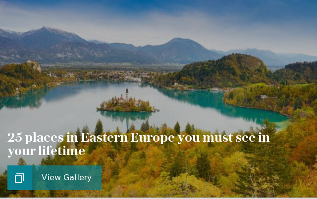 25 places in Eastern Europe you must see in your lifetime
