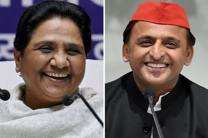 In a First, Akhilesh and Mayawati to Share Stage at Kumaraswamy's Swearing-in Ceremony