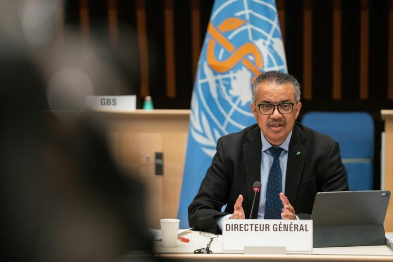 WHO chief Tedros Adhanom Ghebreyesus wants to get members nations behind the treaty plan by May
