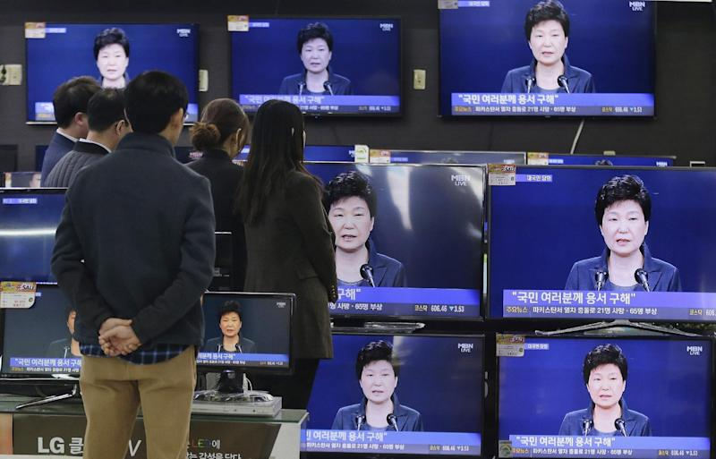 Impeachment trial of South Korea president called mob justice