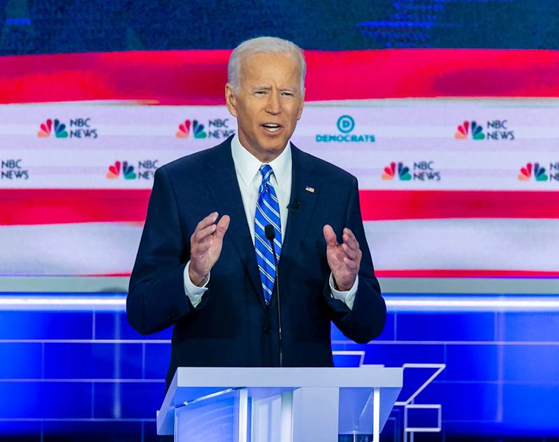 Joe Biden to make first 2020 Miami appearance at NBC town hall Monday