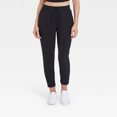 <p>These <span>All in Motion Stretch Woven Lined Pants</span> ($32) are great for both moving and lounging.</p>