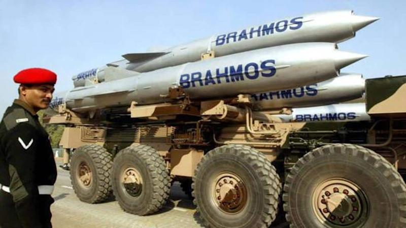 BrahMos missile successfully test-fired at nearly 3X speed of sound