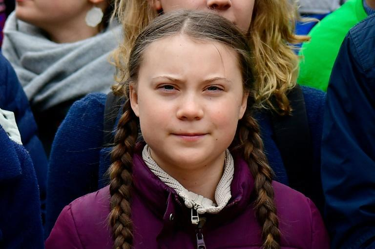 More than 320,000 youths rallied in Germany in the latest wave of demonstrations initiated by Swedish activist Greta Thunberg, 16