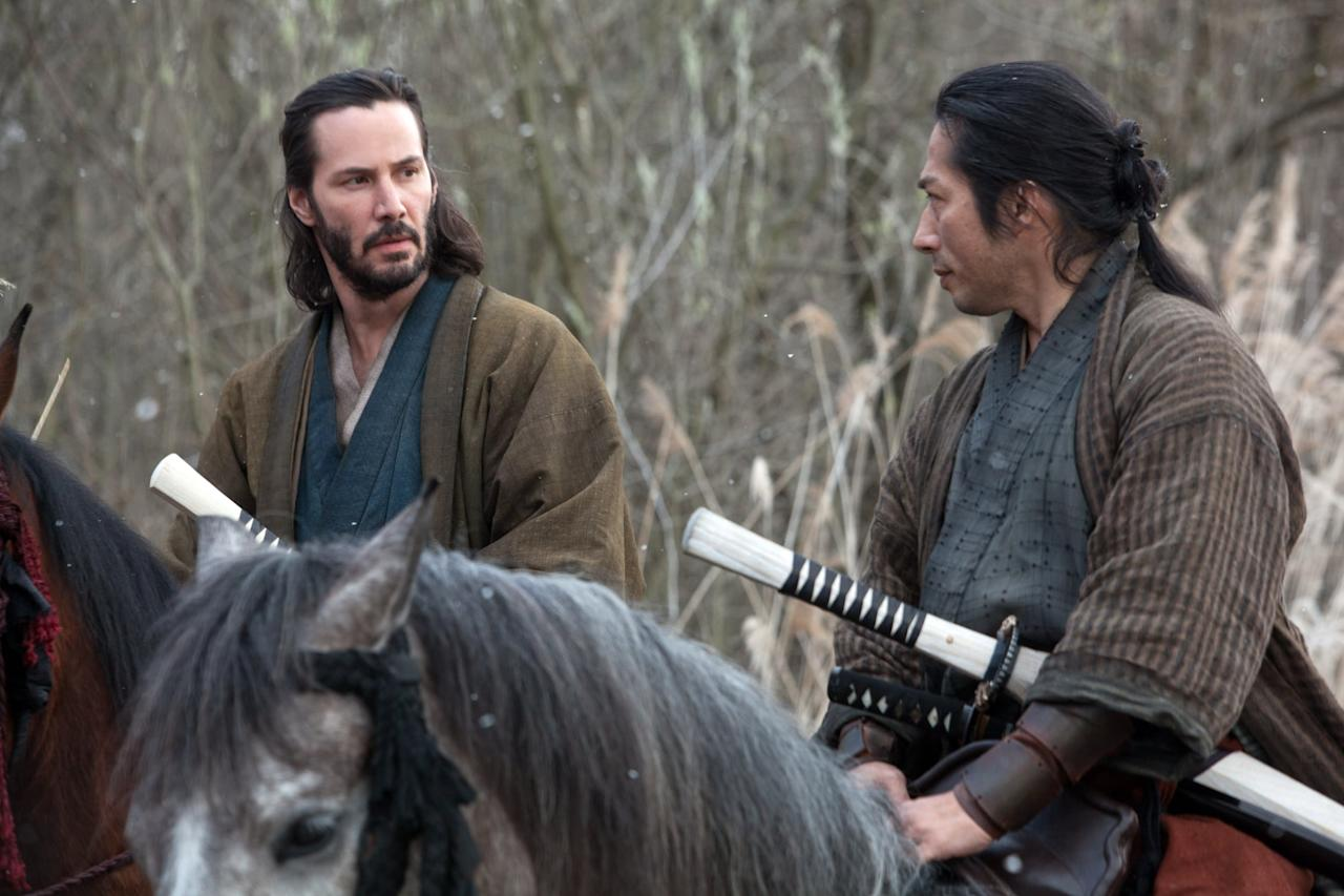 <p>A Keanu Reeves-led action epic seemed like a good idea at the time, but the meandering plot, concerns over stereotypes, and overinflated budget doomed the movie to be one of the biggest misfires of all time.</p>