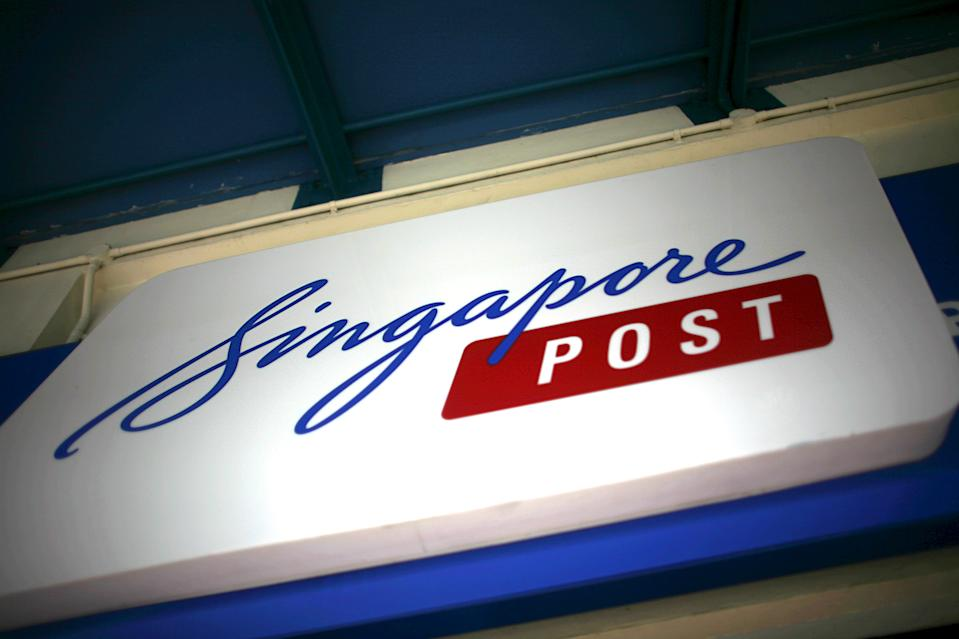 Singapore Post (Photo: Reuters/Thomas White)