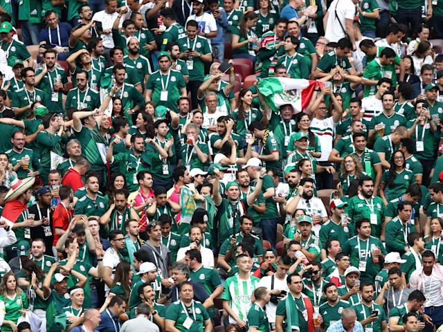 Mexico fined £7,600 for homophobic chant aimed at Germany's Manuel Neuer
