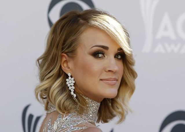<p>No. 14: Carrie Underwood<br>2016 earnings: $19.9 million<br>(International Business Times) </p>