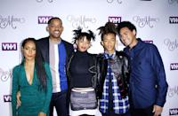 """<p><strong>Famous parent(s)</strong>: actors Jada Pinkett Smith and Will Smith <br><strong>What it was like</strong>: """"Growing up, all I saw was my parents trying to be the best people they could be,"""" Willow has <a href=""""http://www.interviewmagazine.com/culture/willow-and-jaden-smith/"""" rel=""""nofollow noopener"""" target=""""_blank"""" data-ylk=""""slk:said"""" class=""""link rapid-noclick-resp"""">said</a>. """"And people coming to them for wisdom, coming to them for guidance, and them not putting themselves on a pedestal, but literally being face-to-face with these people and saying, 'I'm no better than you, but the fact that you're coming to me to reach some sort of enlightenment or to shine a light on something, that makes me feel love and gratitude for you.'""""</p>"""