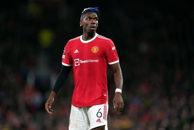 Pogba could be available on a free transfer next summer
