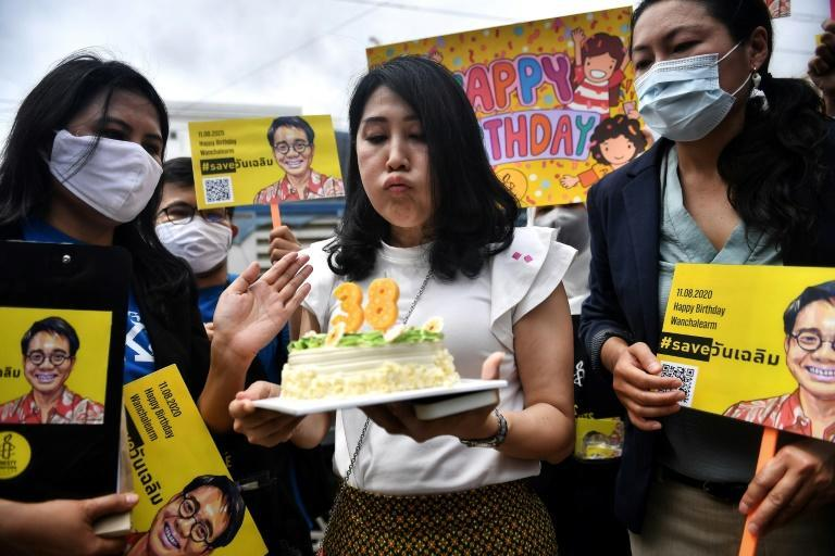 Sitanan Satsaksit marks her brother's 38th birthday, two months after his disappearance
