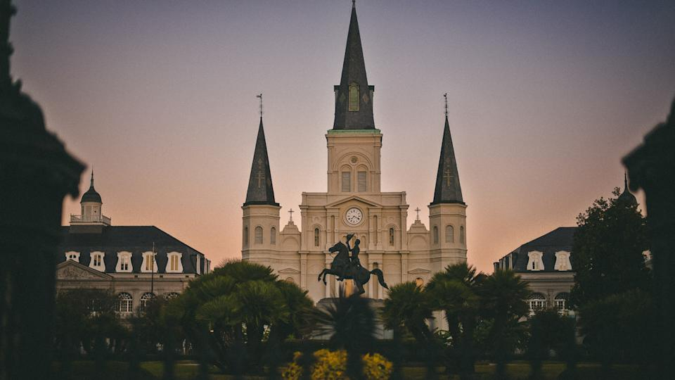New Orleans USA.