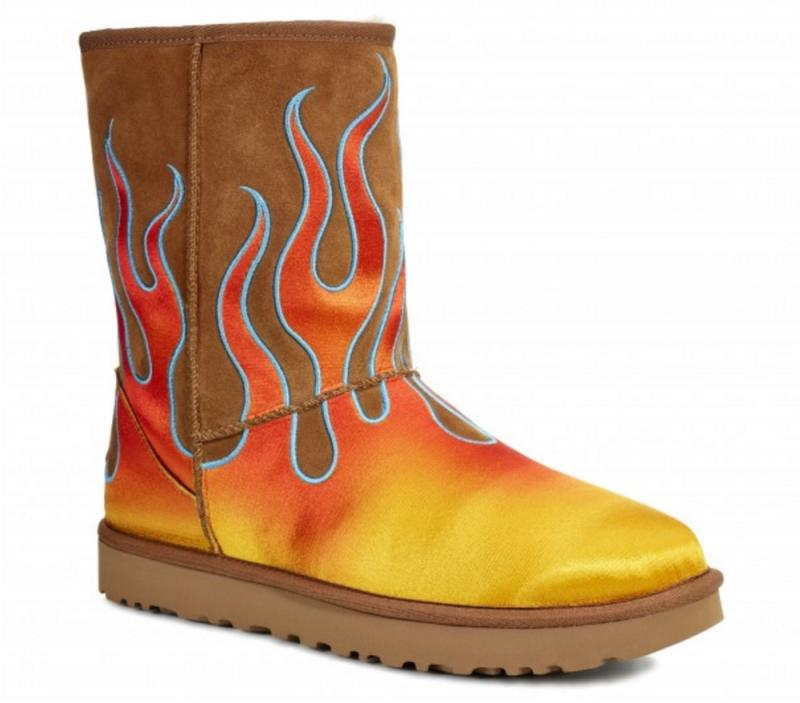 f006109fc838 The Ugg x Jeremy Scott shoe capsule collection was made for Guy Fieri