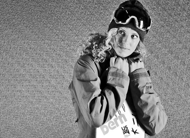 Veteran Olympic snowboarder Lindsey Jacobellis. (Photo: Getty Images)