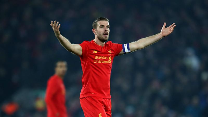 Henderson may not feature again for Liverpool this season
