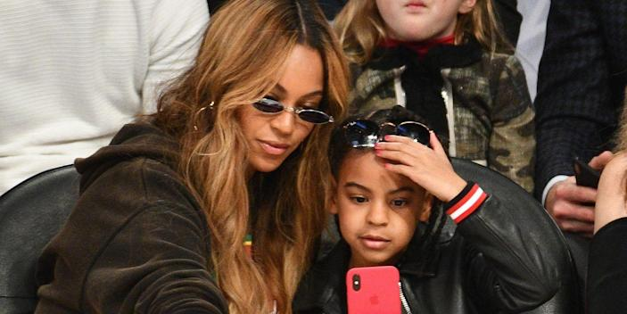 Watch Blue Ivy Carter's Cameo In Beyoncé's New Ivy Park Video 👀