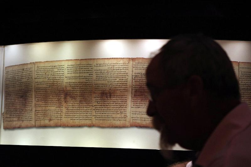 The Dead Sea Scrolls, which include the oldest known manuscripts of the Hebrew Bible, date from the 3rd century BC to the 1st century AD