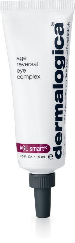 <h3>Dermalogica Age Smart Reversal Eye Complex</h3><br>This tried-and-true eye cream has been reformulated to include microencapsulated retinol and niacinamide, which help to penetrate deeply to brighten, smooth, and plump.