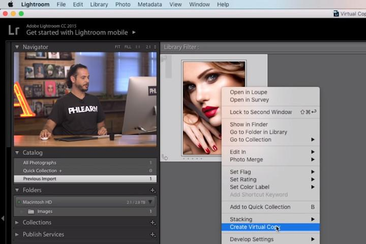 how to clean up adobe lightroom