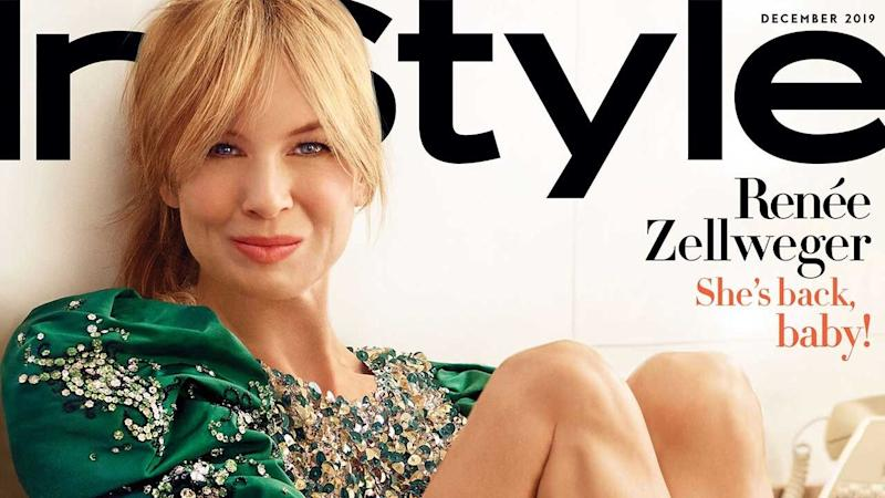 Renée Zellweger on Overcoming 'Humiliating' Tabloid Stories About Her