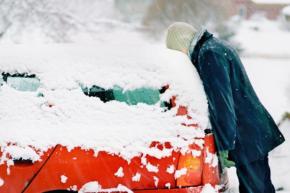 "<p>The long list of helpful products and supplies you could bring along with you when travelling in remote, snowy climes would include items like an emergency kit, tow strap, and even an air compressor. But the most crucial item, the one that topped the list of all three of our advisors, included some form of extra warm clothing. And that's because your survival could depend upon simply staying warm if stranded in freezing weather. Debogorski suggests carrying long underwear along. It's a solution that maximizes protection against the cold and minimizes the space required to bring it. He says, ""A lot of people see us on the show and they say, 'Hey you're jumping out of your truck and you don't seem to be dressed very well.' Well, I've got some pretty good underwear on and some really good socks on, too."" Debogorski also packs (and wears) two winter balaclavas. ""The good ones bunch up around your neck and will go right down your coat. And they have a drawstring that shrinks the size of the opening around your face."" Heuschele always carries a winter coat in the back seat of his car during the winter, as well as gloves, boots and a blanket in the trunk.</p>"