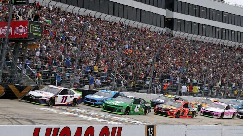 Saturday Cup race at Dover: Start time, TV channel, forecast