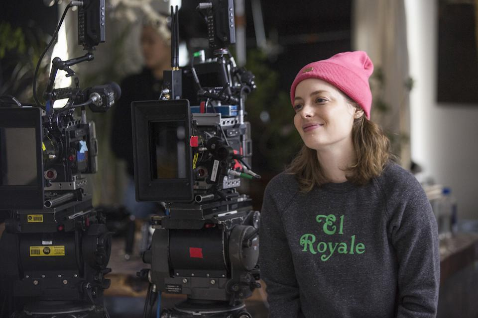 Gillian Jacobs directed the 'Higher, Further, Faster' episode of 'Marvel's 616' (Photo: Disney+)