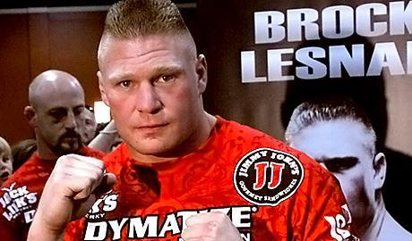 "Dana White: ""Brock Lesnar is Not Coming Back"""