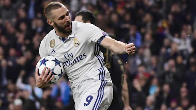 The official wants the France striker to stay at the Santiago Bernabeu forever, while he refused to rule out signing another young talent