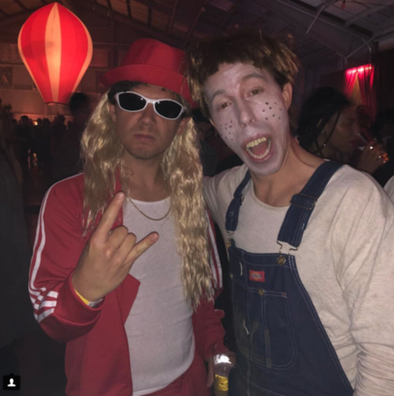 Shaun White Came Under Fire for His 'Special Jack' Halloween Costume