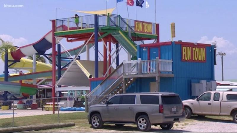 14-year-old boy sucked into water park drain on a 'dare' nearly drowns, Texas cops say