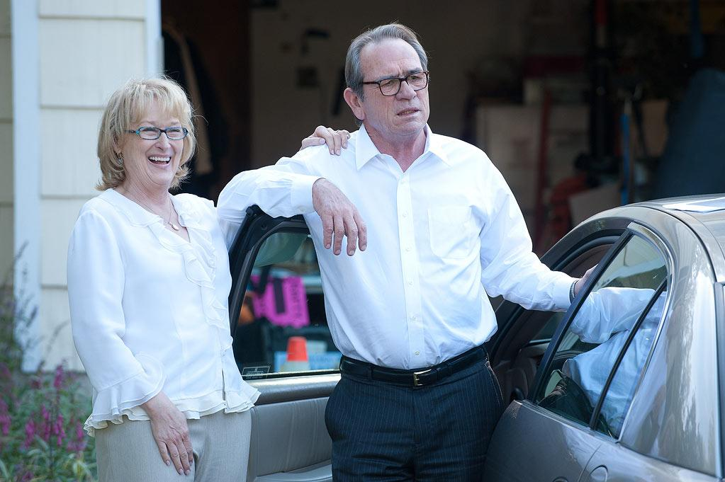 """HOPE SPRINGS"" -- This dramedy will skew older but, as this summer's success of ""Best Exotic Marigold Hotel"" shows, that can be a good thing. Meryl Streep and Tommy Lee Jones star as a long-wed couple seeking to reinvigorate their marriage under the guidance of hotshot couples counselor Steve Carell. ""Women over 35 are so terribly ignored during the summer that there's almost certainly an appetite for this film,"" Contrino said. Sony would love to see this perform like another Streep film that came out in August, ""Julie and Julia,"" which made $94 million in 2009. It opens August 8 and will vie with ""Bourne Legacy"" and ""The Campaign"" on August 10, but those movies are targeting different demographics."