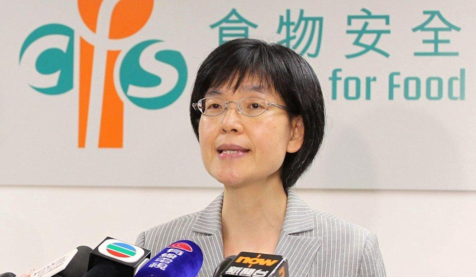 Newly appointed Permanent Secretary for Food and Health Vivian Lau. Photo: Handout