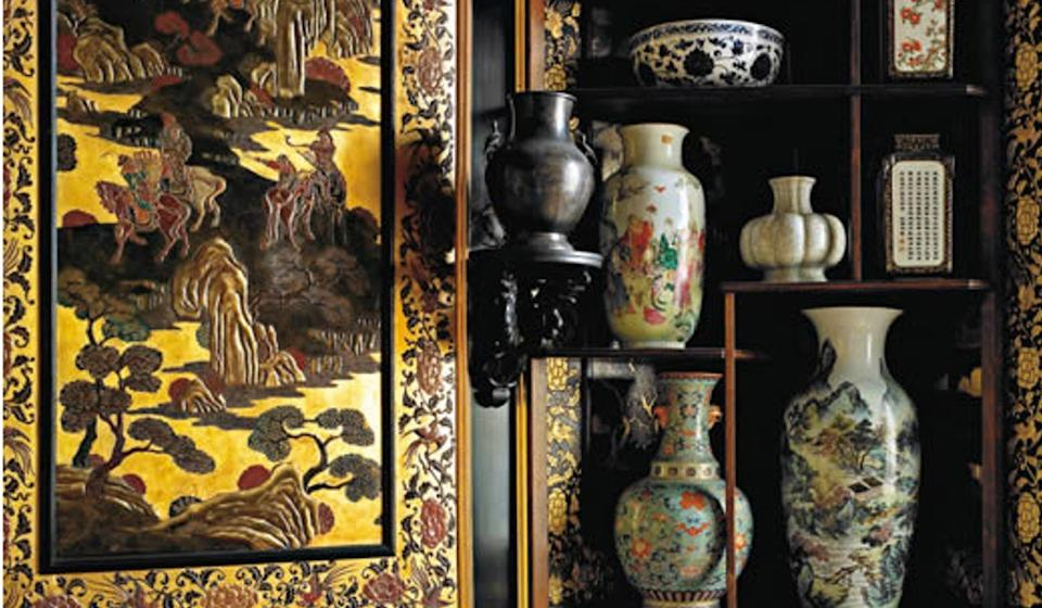 Police said the gang targeted several porcelain items from a collection of Asian art. Photo: Wikipedia