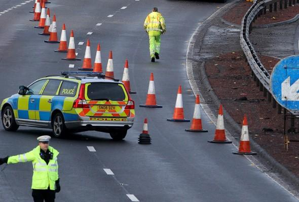 Annual cost of road accidents could be as much as £34 billion