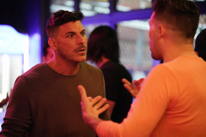 """VANDERPUMP RULES -- """"It?s Not About the Pastor"""" Episode 807 -- Pictured: Jax Taylor -- (Photo by: Casey Durkin/Bravo)"""