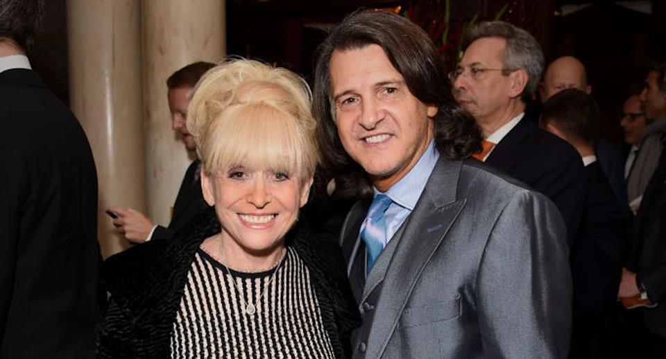 Dame Barbara Windsor and Scott Mitchell have been married for 20 years