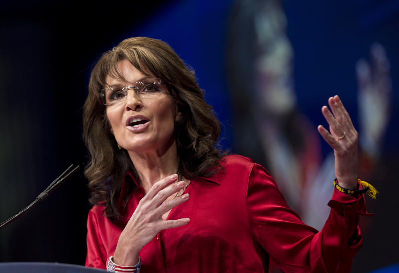 Months later, Sarah Palin back as Fox News analyst