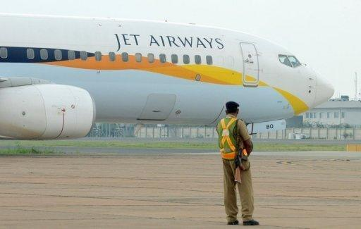 India's Jet Airways in talks with Etihad over stake