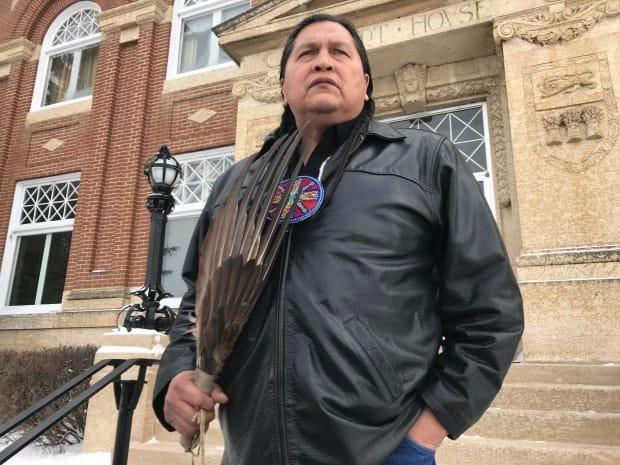 Colten Boushie's uncle, Alvin Baptiste, filed the complaint about RCMP conduct on behalf of the family.