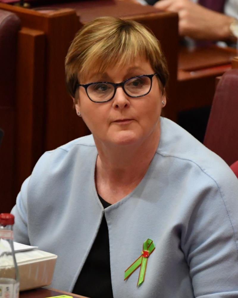 Federal government services minister, Linda Reynolds.