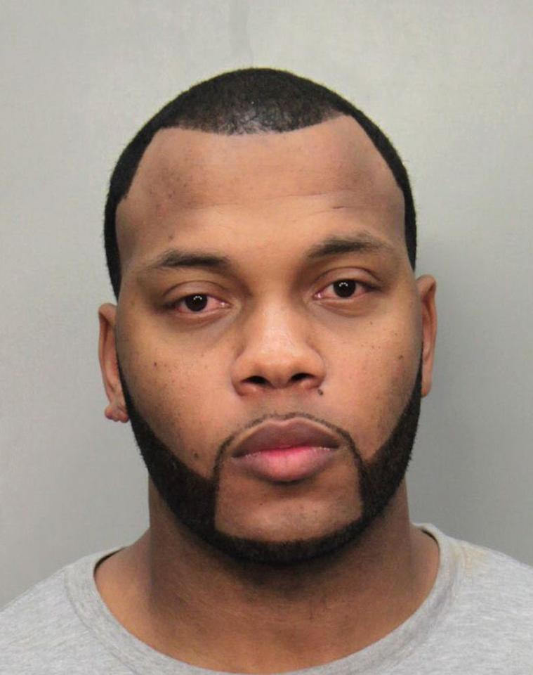 <b>Who:</b> Flo Rida<br><b>What:</b> Arrested for DUI and driving on a suspended license <br><b>Where:</b> Miami, Florida<br><b>When:</b> June 9, 2011