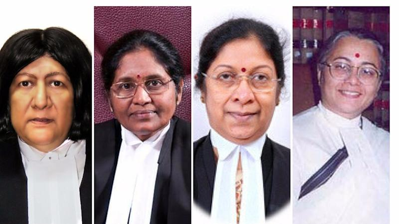 Power to You! India Now Has Four Women High Court Chief Justices