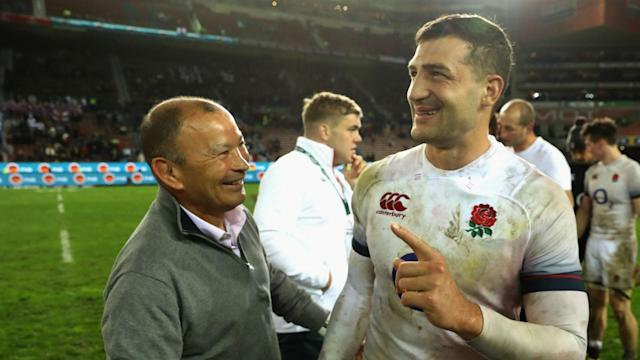 After ending his worst stretch as coach, Eddie Jones believes England are back on track to challenge at the World Cup.