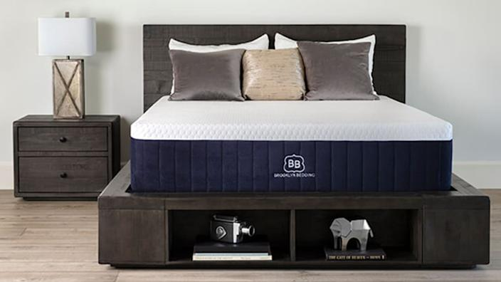 "<div class=""inline-image__caption""><p><a href=""http://shareasale.com/r.cfm?b=999&u=1701660&m=67286&afftrack=Article-Home-Deals&urllink=www.brooklynbedding.com%2F%3Fgclid%3DEAIaIQobChMIiKWZ5tS04gIVxV6GCh1nAAqWEAAYASAAEgJh7vD_BwE"" rel=""nofollow noopener"" target=""_blank"" data-ylk=""slk:Get up to 25% off sitewide"" class=""link rapid-noclick-resp""><strong>Get up to 25% off sitewide</strong></a><strong> at Brooklyn Bedding</strong></p></div>"
