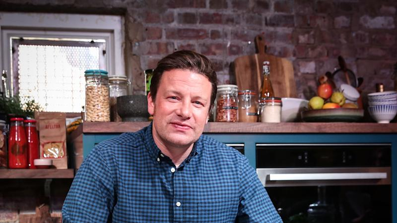 Jamie Oliver to front cooking show responding to coronavirus pandemic
