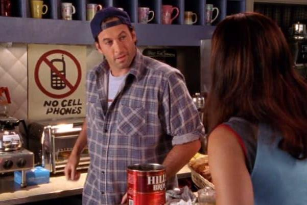 Luke Danes in Gilmore Girls was one of the show's most reliable charactersGilmore Girls