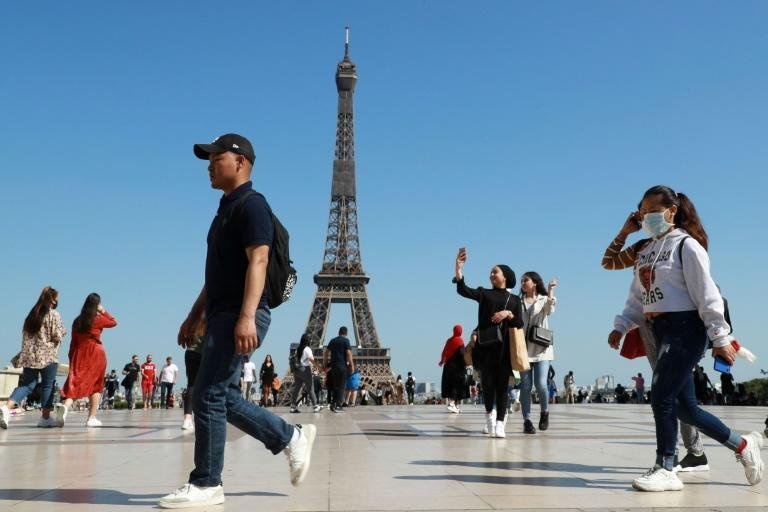 Beginning in July it will be easy for EU citizens and vaccinated tourists from the UK and US to visit France