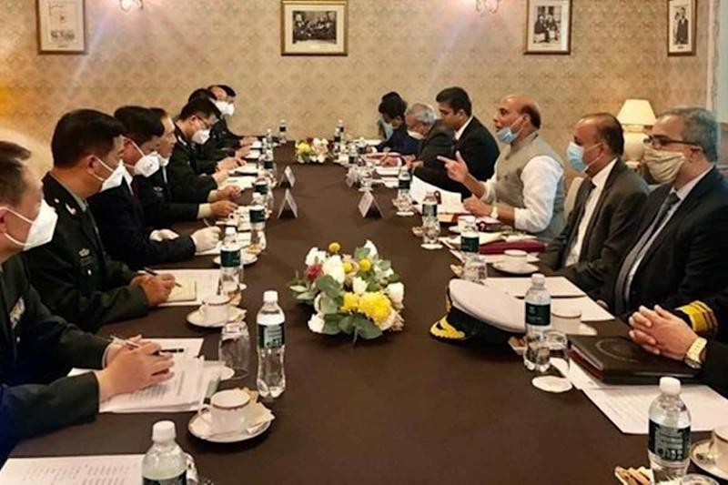 Moscow Meeting With Rajnath Singh Was Requested by the Chinese, Say Sources