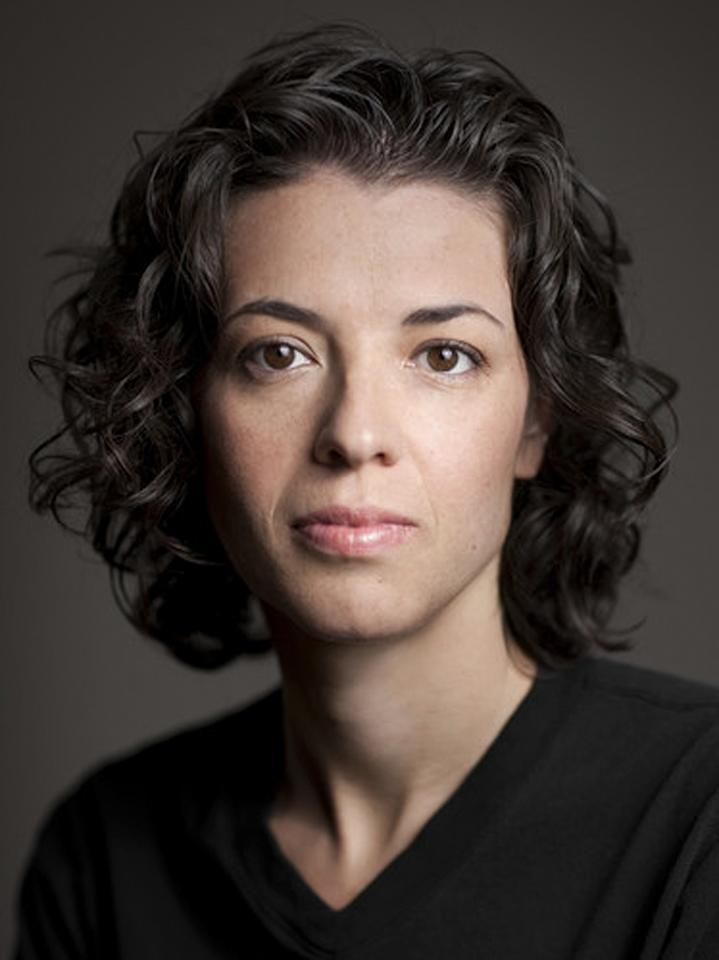 In this undated image released by Columbia University, playwright Quiara Alegria Hudes is shown. Hudes was awarded the 2012 Pulitzer Prize for Drama, announced in New York, Monday, April 16, 2012. (AP Photo/Columbia University)